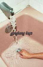 Gangbang boys - (j-vminkook) by stellvet