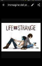 LIFE IS STRANGE by XxCmdavidXx