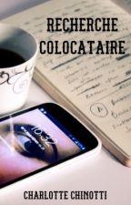 Recherche colocataire by charlottesacha