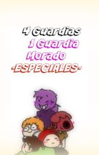 4 Guardias 1 Guardia Morado - Especiales by LalocaporMike