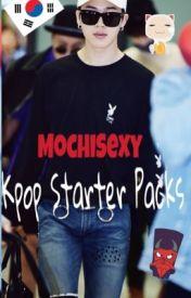 Kpop Starter Packs by JiminieTheLifeu