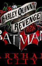 Harley Quinnx Batman by canaalberona233