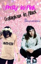 Pretty In Pink, Contagious In Black ||Kellic by GalaxyConstellations
