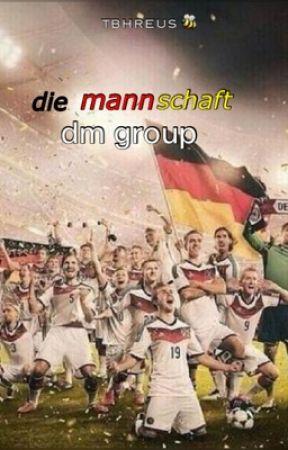 Die Mannschaft DM Group. by tbhreus