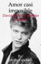 Amor casi imposible (David Bowie y Jennifer Connelly) by MaldJG126