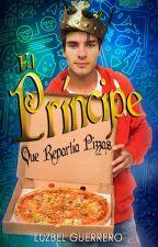 El Príncipe que repartía Pizzas by LuzbelGuerrero