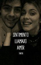 Sentimiento Llamado Amor Tiniter by tini_peter