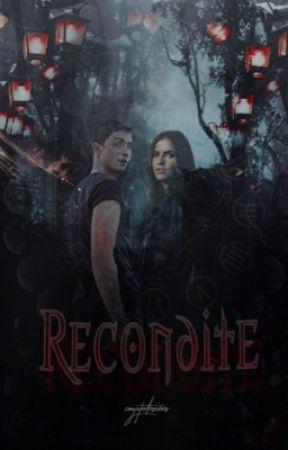 Recondite {Malia Tate} by coyxtedesires