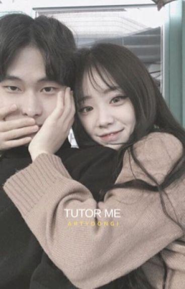 tutor me ⚣ taekook