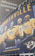 Nashville Predators Imagines by cxlicomins