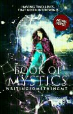 Book Of Mystics by writingsomethingmt