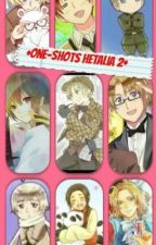 •One-shots Hetalia 2• by NitaDeKirkland