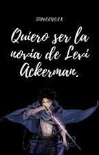 ||Mi Mocosa||Levi Y Tu|| by SraAckerman