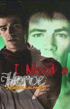 I Need a Héroe >>Grant Gustin by JainaVillalpando