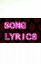Song Lyrics by deniellebern_roque