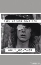 ~Carl Grimes Imagines~ by Owly_Weather