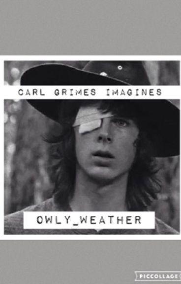 ~Carl Grimes Imagines~