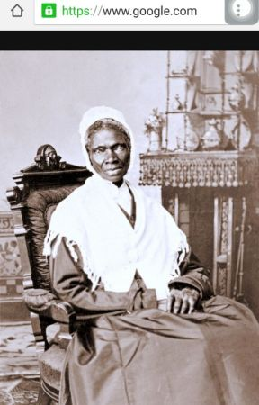 I am Sojourner Truth by IAmBrenee