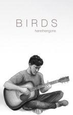 Birds    Markiplier by herethengone