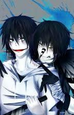 Me amas (Laughing Jack x Jeff the Killer)  by LaOppaiDeThuJefa