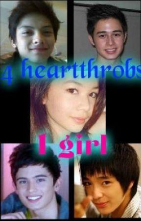 4 Heart throbs, 1 Girl [ON HOLD] by FishyGirl