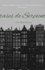Frases de Serpientes by bluesentences