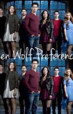 Teen Wolf Preferences/Imagines by EliseWall