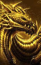 Luna d'Oria et la  dragonne d'or ( tome 1) by Gryffondor91