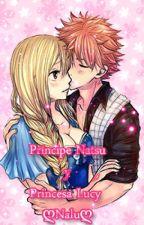 Príncipe Natsu y Princesa Lucy ღNaluღ  by kobayashi-yoshio