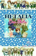 Hetalia One-shots by little__demon