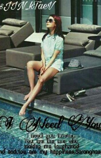 I Need You//OhSehun [C]