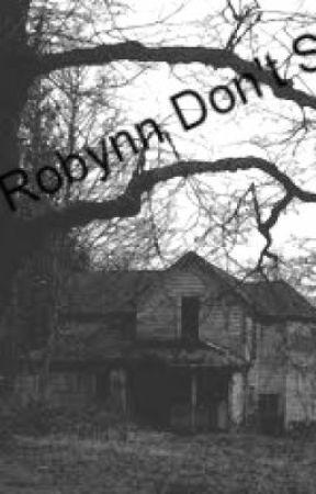 Robynn Don't Sing by Sarahbear1012