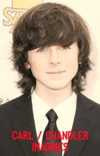 Carl Grimes / Chandler Riggs Imagines by briforever14