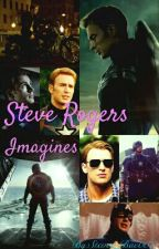 Steve Rogers Imagines by Steves_Bae007