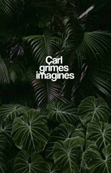 Carl Grimes/Chandler Riggs Imagines