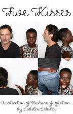 5 Kisses (The Walking Dead Richonne) by LobsterLobster