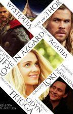 Love in Asgard [zawieszone] by agutek14