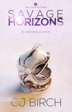 Savage Horizons (Lesbian Space Opera) by cjbirch
