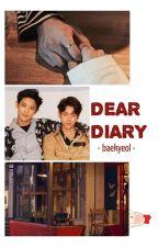 Dear Diary - BaekYeol. by Xiumin001