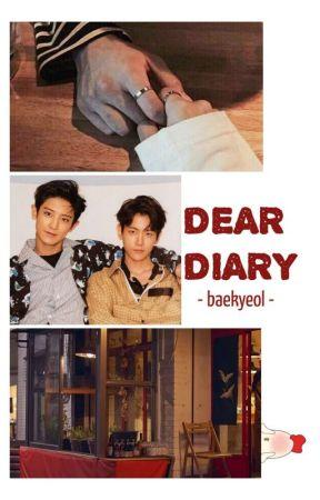 Dear Diary - BaekYeol by minty_gukkie