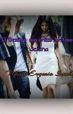 El Destino nos cruzo Al Amor- Jelena. by MineaShy