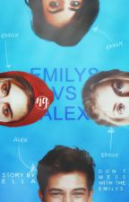 Emilys Vs Alex by wreckedtangle