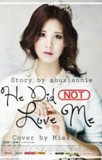 He Did(not) Loves Me (3S - Completed) by AiV___