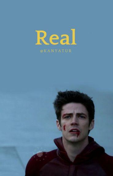 Real (Barry Allen/Flash y _______)