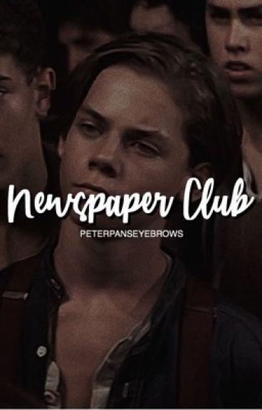 newspaper club // spot conlon