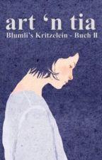 Blumli's Kritzelein- die gar nicht so kritzelig sind | Buch II by Blumli