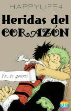 Heridas Del Corazón  [Editando] by HappyLife4