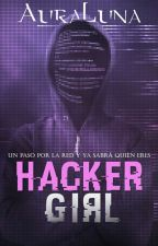 © Hacker Girl by AuraLuna