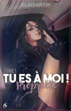 Tu es à moi ! : Propriété. - Tome 1. (Terminée.). by The_Joker_Game_