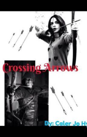 Crossing Arrows (Arrow/Flash fanfic) by caler_jo_hyden